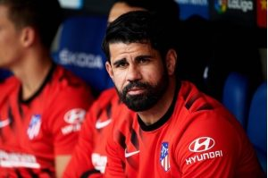 Atletico Madrid star Diego Costa sentenced to six months in prison for tax fraud