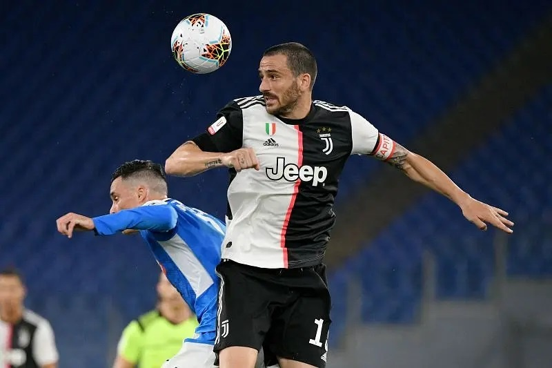 Bonucci is one of Juve's most experienced players