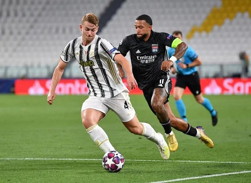 De Ligt endured a challenging debut campaign in Italy