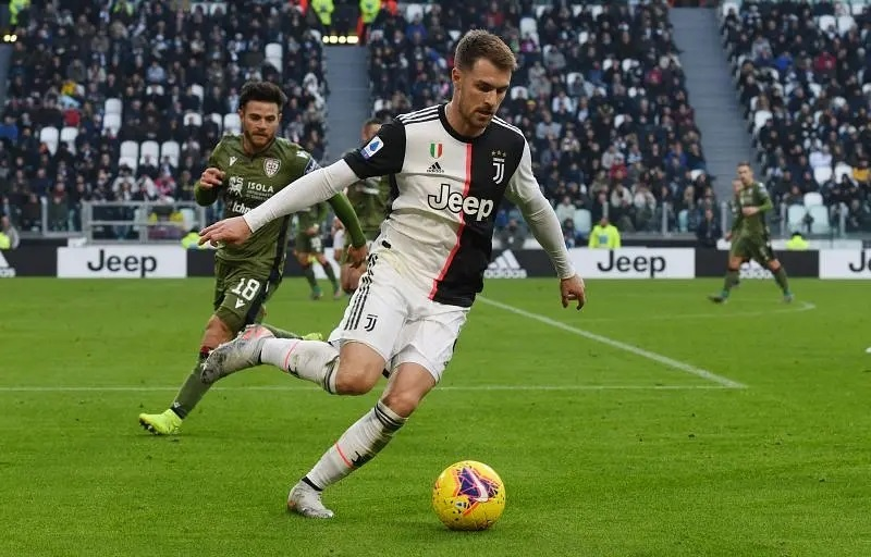 Ex-Arsenal star Ramsey moved to Juventus on a free