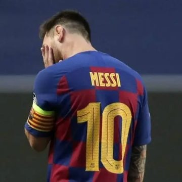 Lionel Messi remains Barcelona's key player
