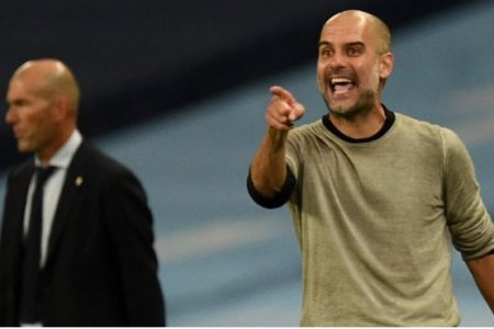 Pep Guardiola reveals key tactical change that saw Manchester City outwit Zidane