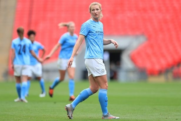 Sam Mewis is one of City's new recruits this summer.