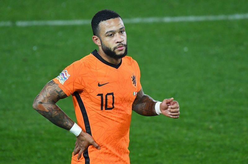 Memphis Depay could arrive at the Camp Nou in January.