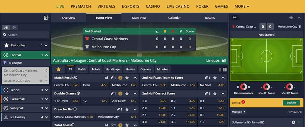 Biggest online betting sites | Top 13 Best Sports Betting Sites in Nigeria 1