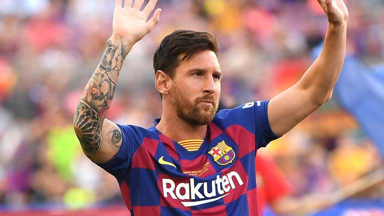 Lionel Messi remains Barcelona's talisman, yet Pedri is what's to come 2