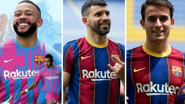 Barcelona 'cannot register new signings' due to salary limit turmoil 2