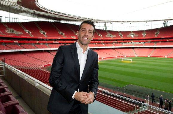 """Arsenal's technical director's daughter, Edu, said her DMs were """"full of abuse"""" after the club came out of bad shape. 2"""